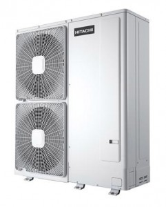 Yutaki Heat Pump