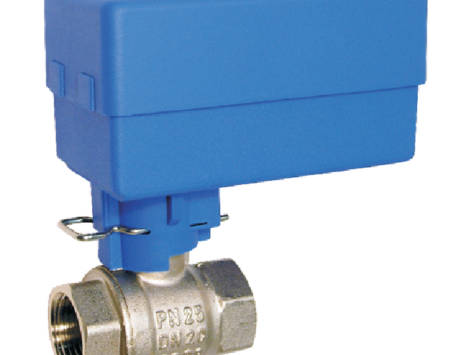 Motorised and Manual valves